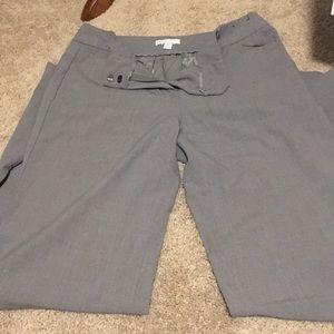 Gray Slacks/Dress pants